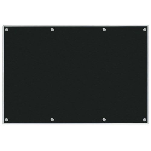 Pure Black Glass Markerboard