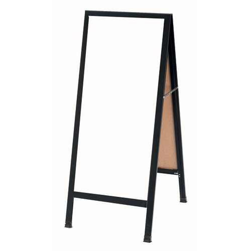 Slim A-Frame Sidewalk Markerboards