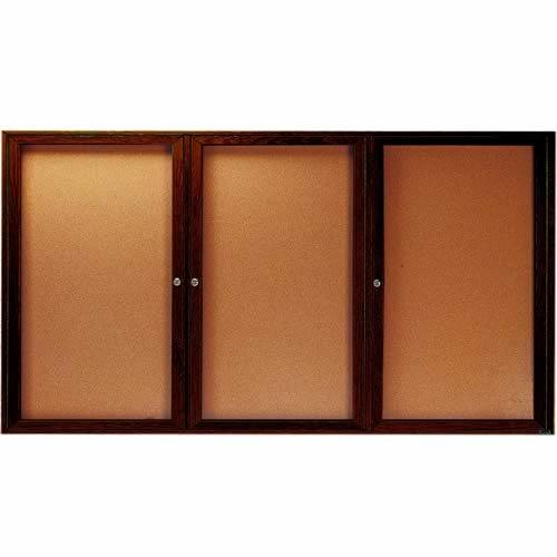 Indoor Enclosed Bulletin Boards