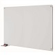 Pure White Magnetic Glass Markerboard