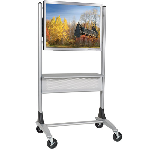 Platinum Flat Panel Stand