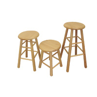 Wood Stools