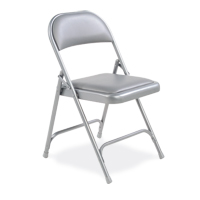 Upholstered & Padded Folding Chairs