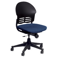Ph.D.® Series Mobile Technology Padded Chair