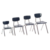 3000 Series Martest 21&reg; Hard Plastic Stacking Chair
