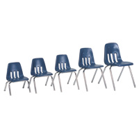 9000 Classic Series&trade; Stacking Chair