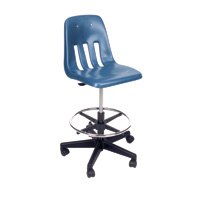 9000 Classic Series™ Mobile Lab Stool
