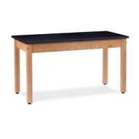 Oak Frame Science Table