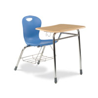 ZUMA&reg; Left-Handed Combo Desk
