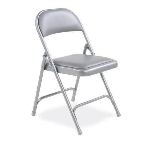 168 Series Vinyl Folding Chair