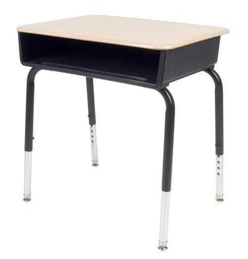 785 Series Plastic Book Box Student Desk