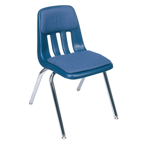 9000 Classic Series™ Padded Stacking Chair
