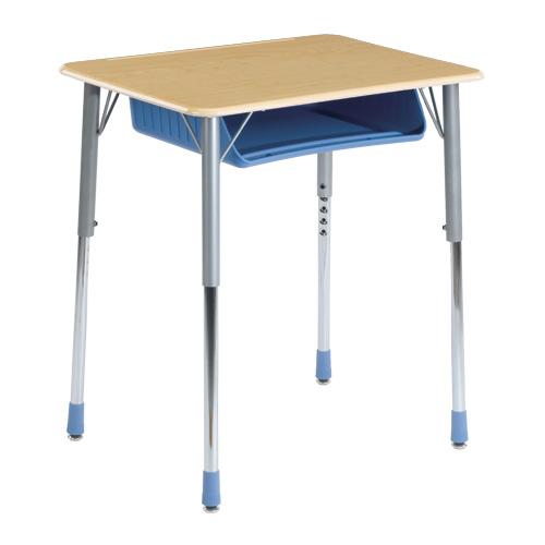 ZUMA® Series Rectangular Student Desk