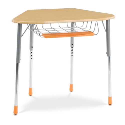 ZUMA® Series Hexagonal Student Desk