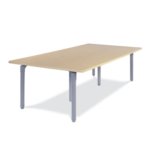 "Plateau® Extra Large Library Table - 48""W x 96""L"