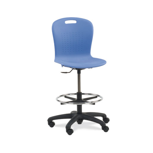 Sage™ Mobile Lab Stool