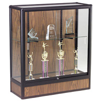 Floor Standing Trophy & Display Cases