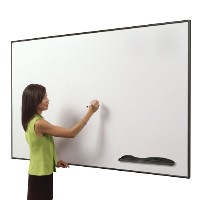 Ultra Slim Frame Porcelain Magnetic Whiteboards
