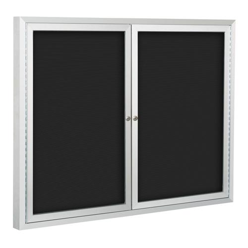 Deluxe Directory Board Cabinet with Hinged Door