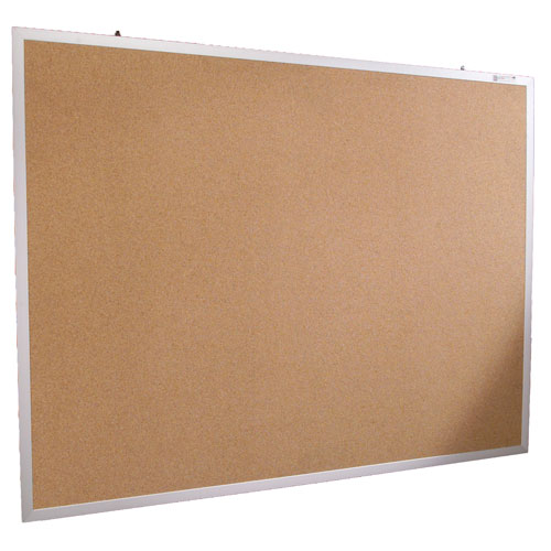 Deluxe Natural Cork Bulletin Boards