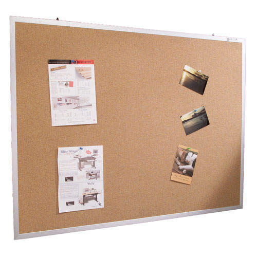 Value Natural Cork Tackboards