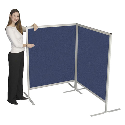 Portable Exhibition Panels : Portable display panels and dividers