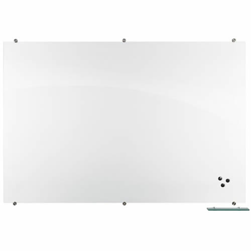 Visionary™ Magnetic Glass Whiteboard
