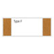 4H Classroom Style Combination Boards