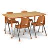 04310 - Rectangle Husky Activity Table