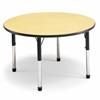 04326 - Round Husky Activity Table