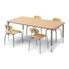 25570 - Rectangle Reading Table