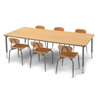 25590 - Rectangle Reading Table