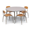 25630 - Round Reading Table