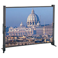 Da-Lite Presenter Projection Screen