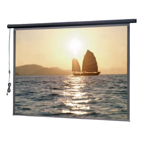 Da-Lite Slimline Electrol® Electric Projection Screen