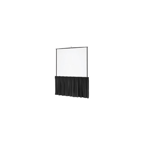 Da-Lite Black Tripod Projection Screen Skirt