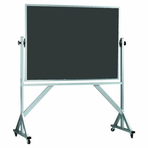 free standing mobile rolling chalkboards magnetic composition music lines custom sizes - Rolling Whiteboard