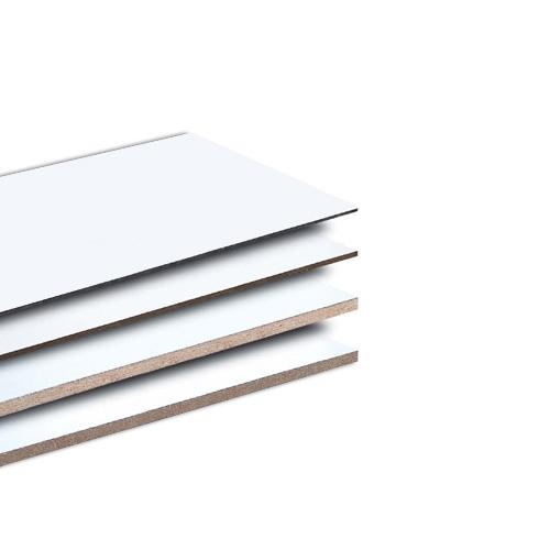 Unframed Whiteboard Sheet Material