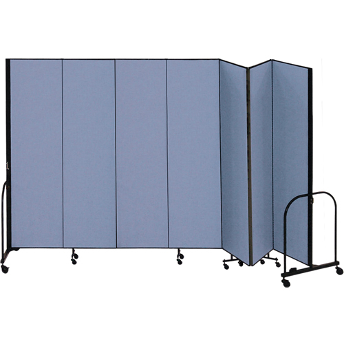 FSL687 PB SCOTCH School Room Divider Freestanding Portable