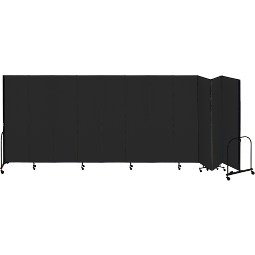 "74""H Freestanding Portable Room Dividers"