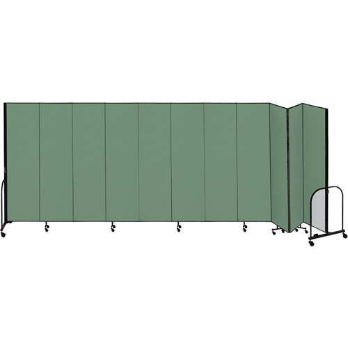 """74""""H Freestanding Portable Room Dividers"""