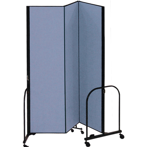 8 39 H Freestanding Portable Room Dividers