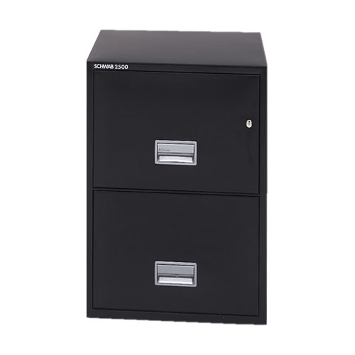 Series 2500 Insulated Vertical File Cabinet - Legal Size