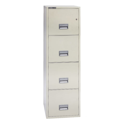 Series 2500 Insulated Vertical File Cabinet - Letter Size