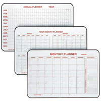 Whiteboard Calendars and Planners
