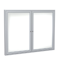 Traditional Indoor Enclosed Porcelain Magnetic Whiteboard