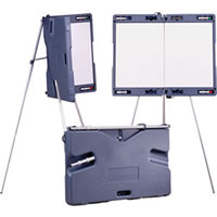 Attivo™ Traveling Briefcase Easel