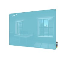 Color Glass Dry Erase Boards