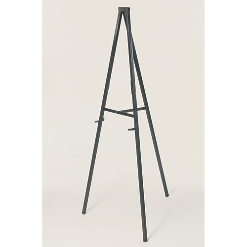 Ghent Snap Telescoping Triumph Presentation Easel, Black Aluminum at Sears.com