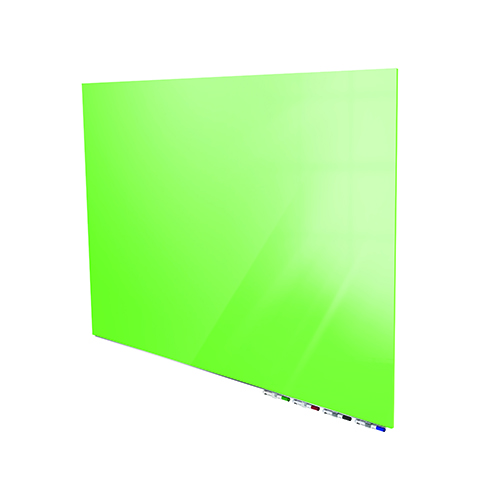 Aria Low Profile Colored Glass Dry Erase Boards